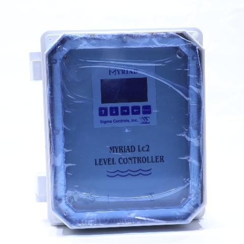 SIGMA CONTROLS MYRIAD Lc2 LEVEL CONTROLLER