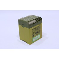 PILZ PNOZ-V-3/24VDC SAFETY RELAY