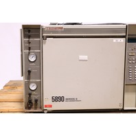 HP 5890A SERIES II 5890A GAS CHROMATOGRAPH
