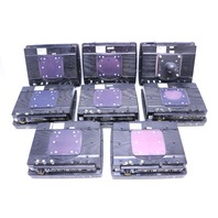 LOT OF (8) LXE VX6 P2 VEHICLE MOUNT COMPUTER TERMINALS