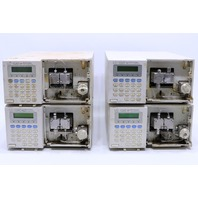 * QTY. (1) SHIMADZU LC-10ATVP LC-10AT VP LIQUID CHROMATOGRAPH