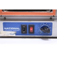 * NATIONAL APPLIANCE 5831 VACCUUM LAB OVEN