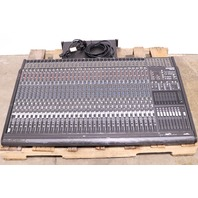 c MACKIE 32.8.2 8-BUS AUDIO MIXING CONSOLE W/ POWER SUPPLY