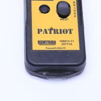 REMTRON PATRIOT 25T11A  198013-11 CRANE REMOTE PENDANT CONTROL