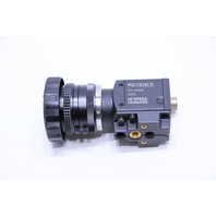 KEYENCE CV-035M CCD HI-SPEED DIGITAL CAMERA