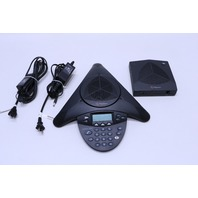 POLYCOM SOUNDSTATION 2W 2.4GHz 2201-67880-022 2201-67810-001 SPS-12-009-120 CONFERENCE PHONE