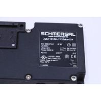 SCHMERSAL AZM161SK-12/12RKA-024 KEYED SOLENOID INTERLOCK SAFETY SWITCH