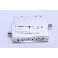 COMNET FVT11MAC MINI VIDEO TRANSMITTER 24VAC FIBER OPTIC