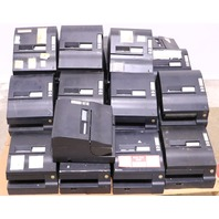 LOT OF (33) VERYFONE EPSON TM-U950 M62UA RECEIPT PRINTERS