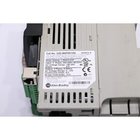 * ALLEN BRADLEY POWERFLEX 40P 22D-B8P0N104 AC DRIVE 2HP