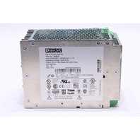 * PHOENIX CONTACT QUINT-PS/3AC/24DC/40 POWER SUPPLY