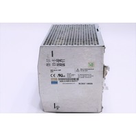 * SOLA SDN00-24-100P POWER SUPPLY 24VDC 20A *WARRANTY*