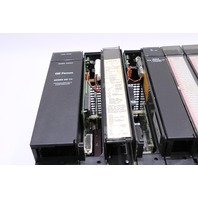 * GE FANUC 90-70 RACK CONTROLLER WITH MODULES IC697CPM925 IC697PCM711P IC697CMM742