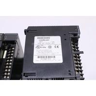 * GE FANUC 90-30 5-SLOT RACK IC693PWR321L IC693CPU311T IC693MDL645F ECT.