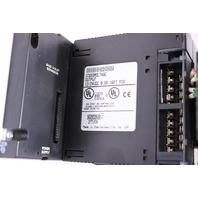* GE FANUC 90-30 5-SLOT RACK IC693PWR321S IC693MDL340D IC693MDL740H ECT.