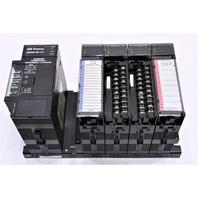 * GE FANUC 90-30 5-SLOT RACK IC693PWR321U IC693MDL940C IC693MDL645E ECT.