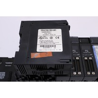 * GE FANUC 90-30 10-SLOT RACK IC693PWR321T IC693CPU331M IC693CMM302L ECT.