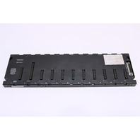 * GE FANUC IC693CHS391D 10-SLOT BASE RACK