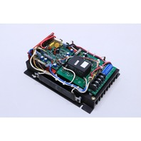 KB ELECTRONICS KBCC-225R (9924M) DC MOTOR SPEED CONTROL CHASSIS RELAY