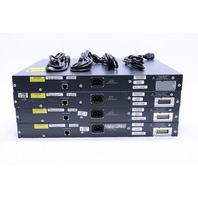 QTY. (1) CISCO CATALYST  WS-C3560-48PS-S  SWITCH 48-PORT 100-240V