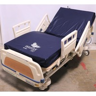 * STRYKER SECURE II 3002 HOSPITAL BED W/ ISOFLEX MATTRESS