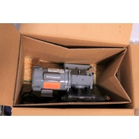 * NEW A&F MACHINE TREATMENT PUMP W/ MARATHON ELECTRIC 5KC35MNB639X AC MOTOR 1725 RPM 115/230V 1-Phase 6.0/3.0A