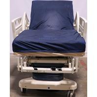 * STRYKER SECURE II 3002 HOSPITAL BED W/ ISOFLEX MATTRESS 2007