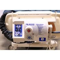 * STRYKER SECURE II 3002 HOSPITAL BED W/ AIR MATTRESS, SW ROTATE PUMP