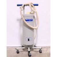 * STRYKER CASTVAC 986 CAST CUTTER VACUUM W/ MOBILE STAND