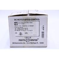 * NEW KB ELECTRONICS KBPC-240D DC MOTOR SPEED CONTROL