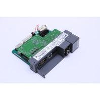 ALLEN BRADLEY SLC500 1747-L543 CPU MODULE 64K USER MEMORY