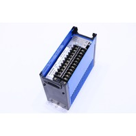 WARNER SM3101-00000 AC DRIVE IN 110VAC OUT 3 X 0-110V