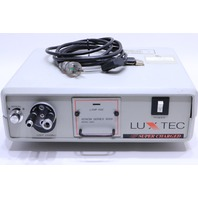 * LUXTEC SUPER CHARGED XENON SERIES 9000 MODEL 9300 LIGHT SOURCE ENDOSCOPY