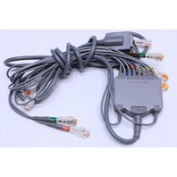 * BURDICK 007704 ECG LEAD PATIENT CABLE FOR ECLIPSE
