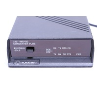 BLACK BOX CORP IC108A RS- 232 TO RS422/485 INTERFACE CONVERTER