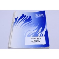* NICOLET VASCULAR TCD TRANSCRANIAL DOPPLER TUTORIAL WORKBOOK