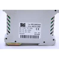 STI SR106ED02 SAFTEY RELAY