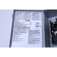 * EATON DG321UGB 30A 3P GD NON-FUSIBLE SAFETY SWITCH 240V NEMA 1