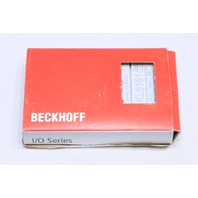 * NEW BECKHOFF KL5151 INCREMENTAL ENCODER INTERFACE 24VDC 100kHz 32Bit