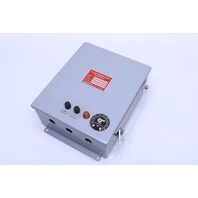 MAGNETROL AU-110-100 ELECTROMAGNET CONTROL PANEL