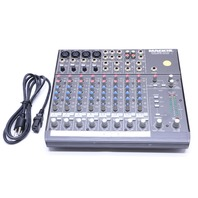 MACKIE MICRO SERIES 1202-VLZ 12 CHANNEL MIC LINE MIXER