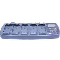 LXE MX7A385CHGR5 P/N 160041-0001 MULTI CHARGER PLUS