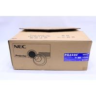 NEC PA550W NP-PA550W PROJECTOR