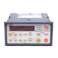 BADGER METER PC100 59020-014 PROCESS CONTROLLER 120/230V