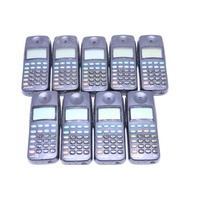 LOT OF (9) AVAYA 9631 9631A WIRELESS HANDSET