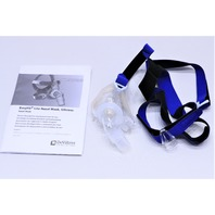 * NEW DEVILBISS DV 97435 EASYFIT LITE NASAL MASK SILICONE SIZE LARGE