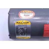* NEW BALDOR 35H233W763 1-1/2HP 1140RPM 230V 60HZ 56Z INDUSTRIAL MOTOR