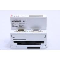 BECKHOFF BX8000-0000 BUS TERMINAL CONTROLLER