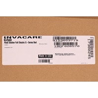 * NEW INVACARE G50 HEAD SECTION FULL ELECTRIC G-SERIES 9153653719