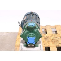 * NEW ANSIMAG K1516CA 1.5x1x6 PUMP W/ RELIANCE R21G4702B 7.5HP MOTOR
